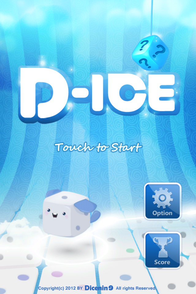 Screenshot D-ice